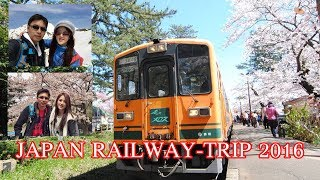 Himi Japan  City new picture : JAPAN RAILWAY TRIP 2016