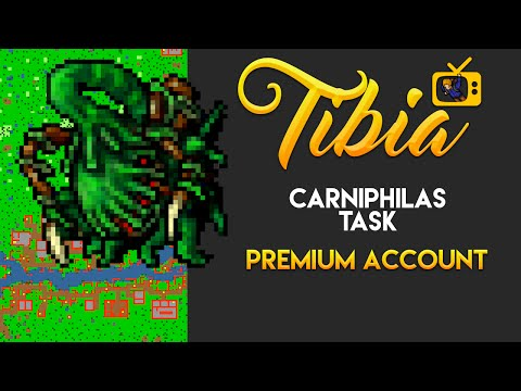 CARNIPHILA TASK + BOSS (20+)