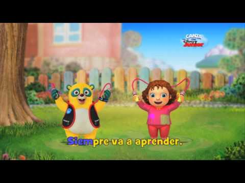 Disney Junior España | Canta con Disney Junior: Oso Agente Especial