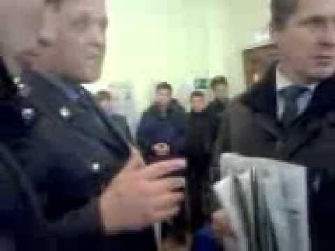Корреспондента выкинули из УИК139(Луч) г.Советский ХМАО