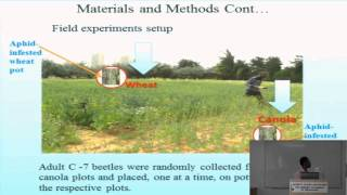THE 2nd PEARS FOUNDATION WEBINAR IN PLANT SCIENCES 2013 - 3
