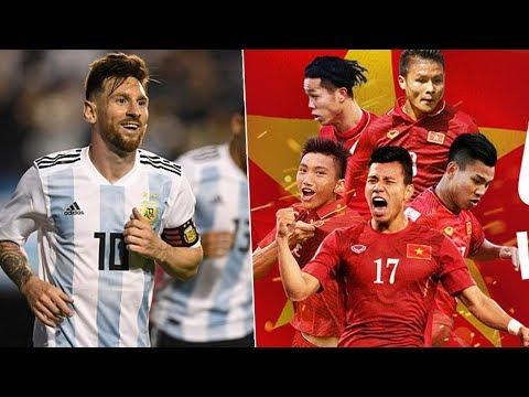 Bản tin BongDa ngày 30/5 | Messi lập hatrrick, U23 Việt Nam mạnh nhất ĐNÁ - Thời lượng: 4:37.