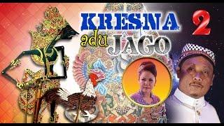 Video Wayang Kulit 'Langen Budaya -  Judul KRESNA NGADU JAGO, Bag. 02 MP3, 3GP, MP4, WEBM, AVI, FLV Oktober 2018