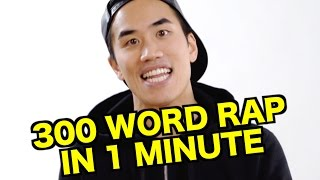 Video FAST RAP - 300 words in a minute MP3, 3GP, MP4, WEBM, AVI, FLV Oktober 2017