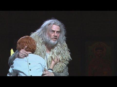 Μπορίς Γκοντούνοφ: Ο στοιχειωμένος τσάρος «ζωντανεύει» στη Βασιλική Όπερα του Λονδίνου – musica