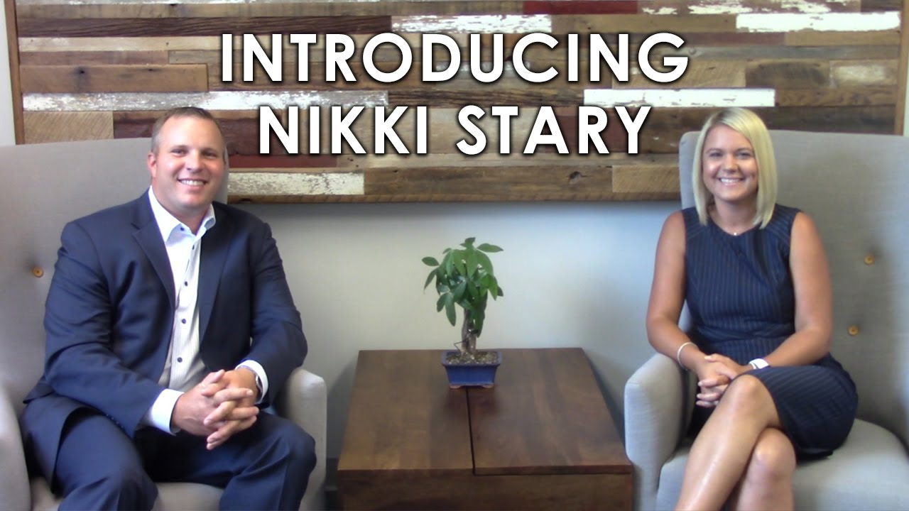 Meet My Wife and Teammate: Nikki Stary