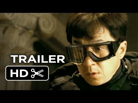 CZ12 Official Trailer #1 (2013) – Jackie Chan Movie HD