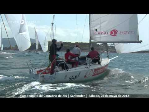 RCMSantander-Campeonato de Cantabria de J80, Sábado