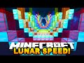 Minecraft LUNAR SPEED PARKOUR! (Timed Challenge) - w/PrestonPlayz