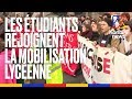 Mobilisation lycéenne : on a suivi le