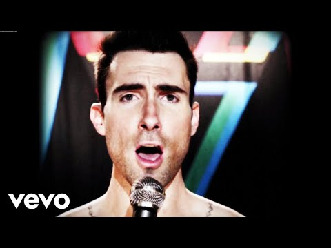 Maroon5 Moves Like Jagger ft. Christina Aguilera