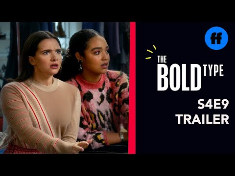 The Bold Type | Season 4, Episode 9 Trailer | Sutton Has A Surprise For The Girls