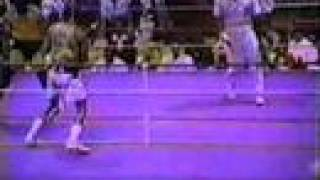 Tommy Hearns Vs Gerald McClellan - 1990  Kronk Exhibition Match