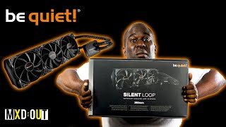 BeQuiet Silent Loop 360 AIO Liquid Cooler Review. (NEW RELEASE)We are taking a look at the NEW Be Quiet Silent Loop 360mm AIO Liquid Cooler see what we thought in our review above. If you liked this video then why not check out our Awesome Computer Builds playlist below.https://www.youtube.com/playlist?list=PLQ_8_yVZSSGUmwWy6ZGfskaBOnCMLK1TA💸 Use our Overclockers UK affiliate link! - https://goo.gl/xRirc4💸 Or our Amazon affiliate link! - http://amzn.to/2pbp36W👕👚 SHOP MXDOUT MERCH! 👚👕https://shop.spreadshirt.co.uk/MXDOUT/See you in the next one, thanks for watching! 😜