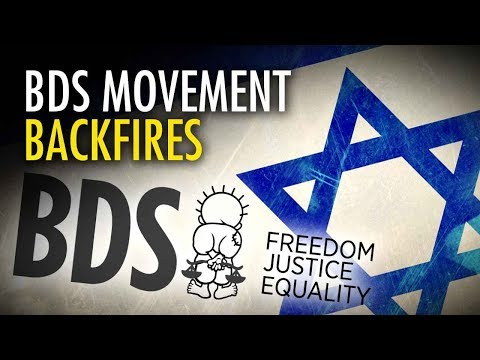 Signs calling to boycott Israeli products are backfiring hilariously | David Menzies