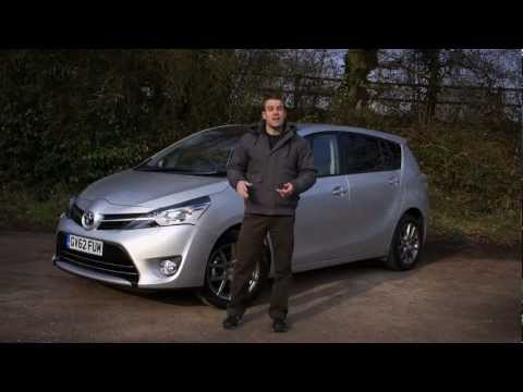 2013 Toyota Verso – Which? first drive