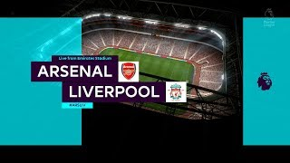FIFA 18   Arsenal vs Liverpool - Full Gameplay (PS4/Xbox One)