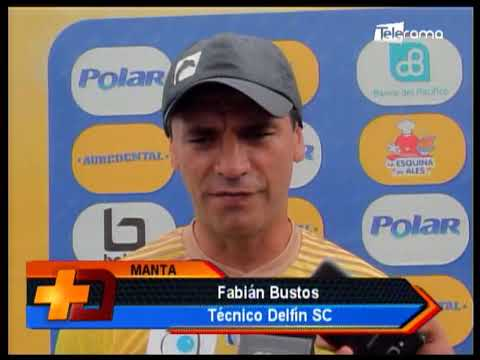 Delfín se alista para revancha con Caracas en Copa Libertadores