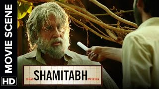 Naam Hey 'Lifebuoy' Kaam Hey Desh Ki Tandarusti | Shamitabh | Movie Scen