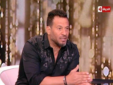 تعرف على ابنة ماجد المصري التي طلب تامر حسني منه أن تعمل بالفن