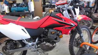 9. 2008 Honda CRF 230