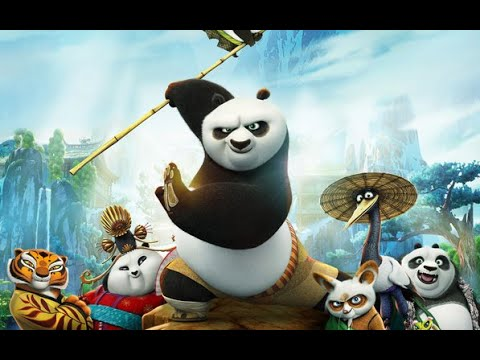 Kungfu Panda : Best Action Moviee full engIish New Sci fi Action Moviies Fun ny Collection