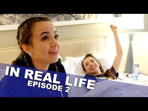 IN REAL LIFE episode 2 - Merrell Twins - New York Trip