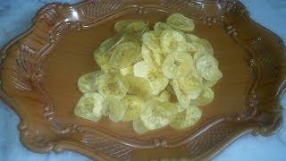 Nendran chips or kerala banana chips