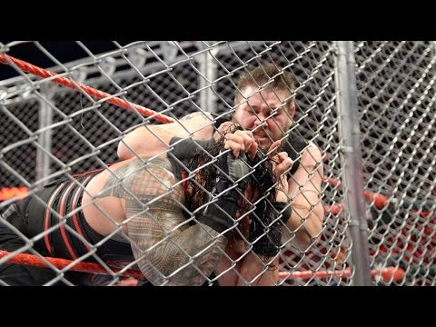 WWE RAW 9/19/16 FULL SHOW REVIEW OWENS VS REIGNS STEEL CAGE MATCH CRUISERWEIGHTS DEBUT