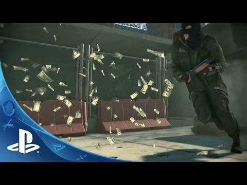 Battlefield Hardline Trailer | E3 2014 | PS4