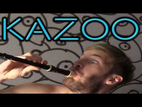 PewDiePie IS The Kazoo Kid (Trap Remix)