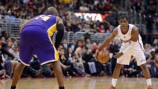 Chris Paul's Top 10 Plays of His Career