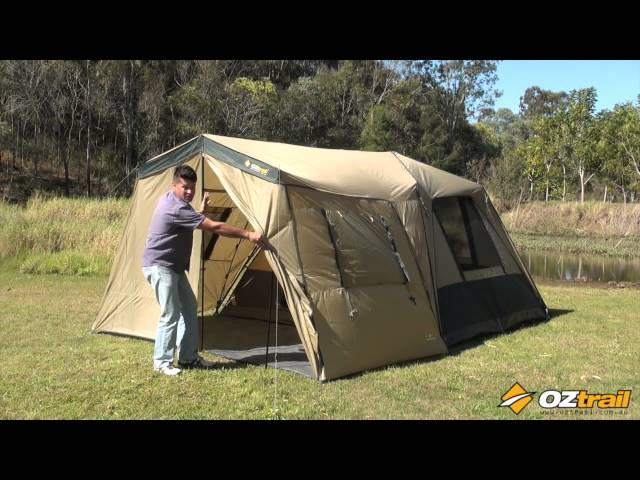 OZtrail Fast Frame Tent Series