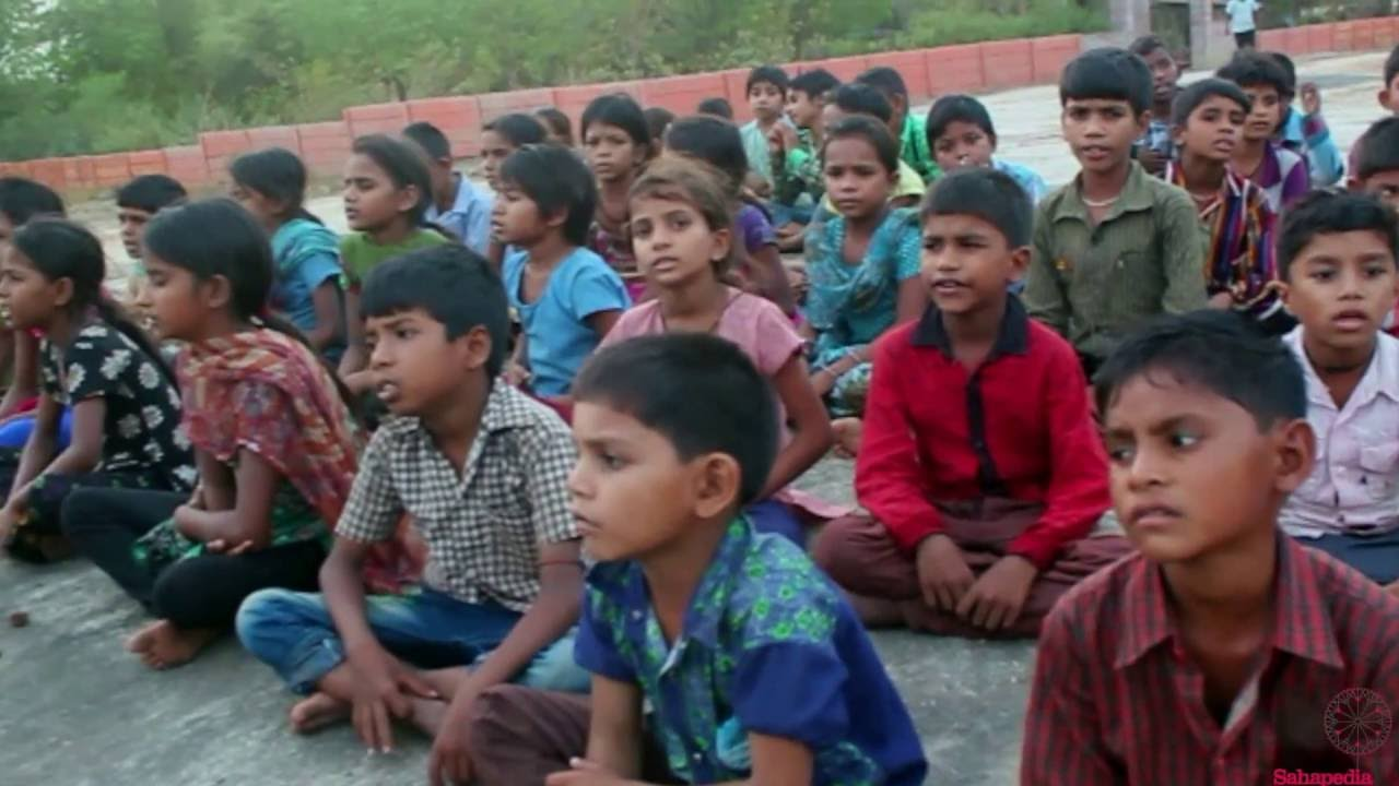 A short video on Adivasi Academy, Tejgadh