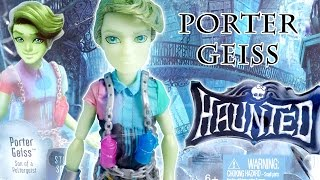 Nonton Monster High   Haunted   Porter Geiss   Son Of A Poltergeist Film Subtitle Indonesia Streaming Movie Download