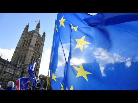 Brexit: UK says it has reached draft agreement with European Union