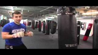 Video Jab Cross Hook Uppercut Kickboxing Boxing Tips and Tricks MP3, 3GP, MP4, WEBM, AVI, FLV November 2018