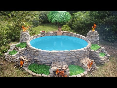 Build Big Heated Swimming Pool For The Winter - Thời lượng: 17 phút.