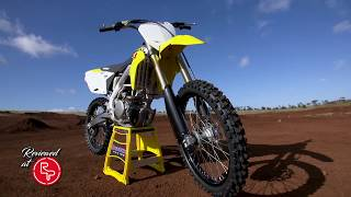 7. MXTV Bike Review 2018 SUZUKI RM-Z 250