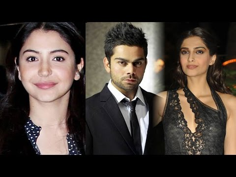 Sonam Kapoor Likes Virat Kohli?
