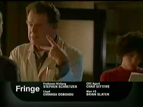"""Fringe Season 1 Episode 12 Preview 'The No Brainer"""""""