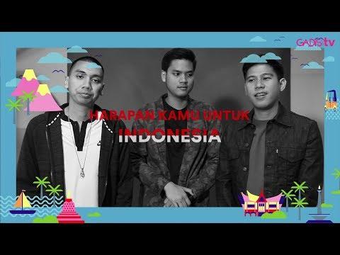 Harapan JKT48, RAN, DEA dan El Rumi Untuk Indonesia