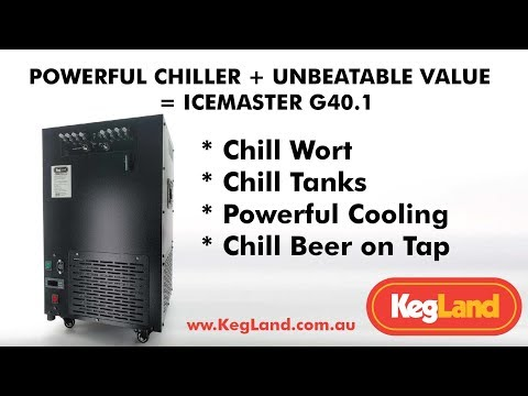 Icemaster G40.1 - This might just be the best Icebank/Glycol Chiller Ever Made