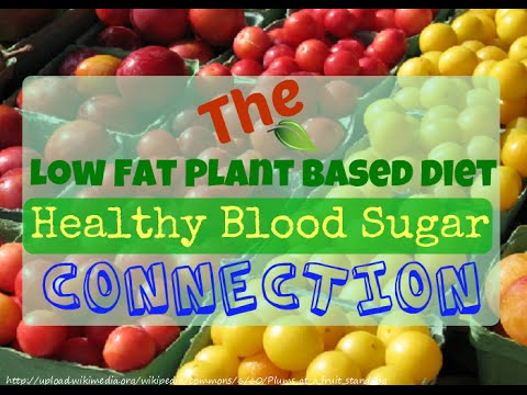 Low Fat Vegan Diet and Type 2 Diabetes Reversal