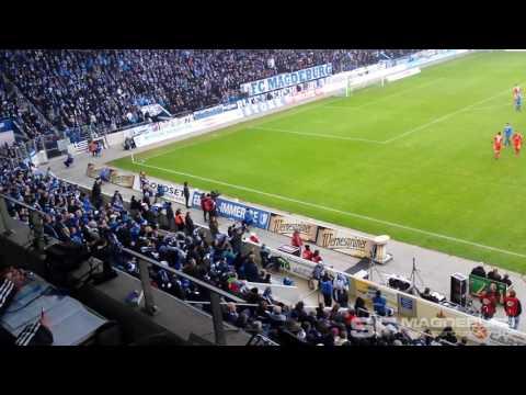 Video: 1. FC Magdeburg gegen Hallescher FC
