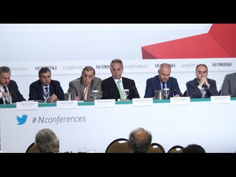 Ο Κ. Μίχαλος στο στο 2ο Συνέδριο Επιχειρηματικότητας της «Ν»