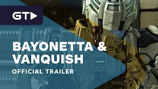 Bayonetta & Vanquish 10th Anniversary Bundle - Official Announcement Trailer by GameTrailers