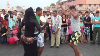 Video Sousou à Marrakech MP3, 3GP, MP4, WEBM, AVI, FLV Juni 2017