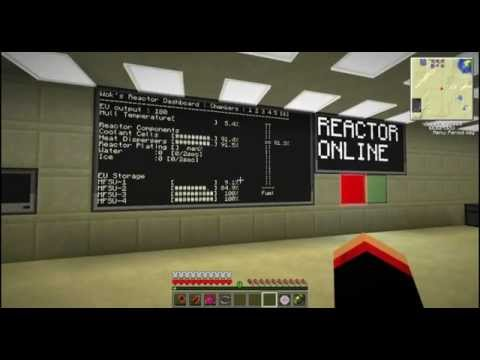 Automatic ic2 reactor chamber factory minecraft