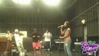 Brandy BET Awards 2012 Rehearsal - Whitney Houston Medley